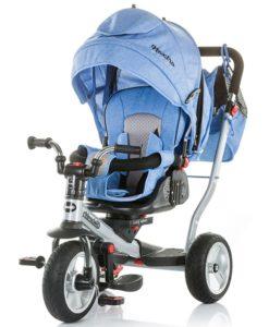 Tricicleta Chipolino Nextro blue