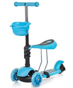 Trotineta Chipolino Kiddy blue