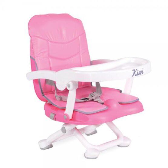 Scaun de masa copii Cangaroo Kiwi Pink
