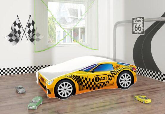 Pat Tineret MyKids Race Car 10 Taxi-140×70