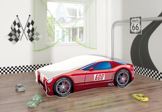Pat Tineret MyKids Race Car 01 Red-160×80