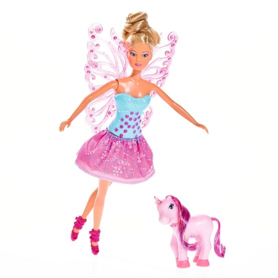 Papusa Simba Steffi Love Fairy Friends