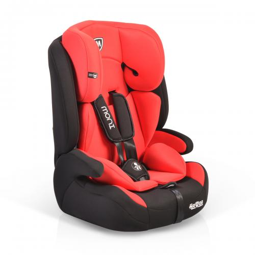 Scaun auto copii Cangaroo Armor Red 9-36 kg