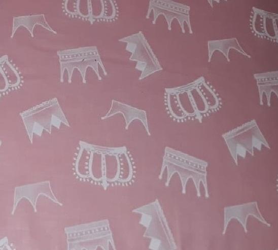 Lenjerie MyKids Crowns Pink 4+1 Piese 120×60