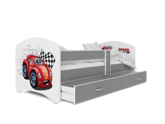 Patut Tineret MyKids Lucky 01 Speed Racer-140×80