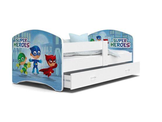 Patut Tineret MyKids Lucky 54 Super Heroes-140×80
