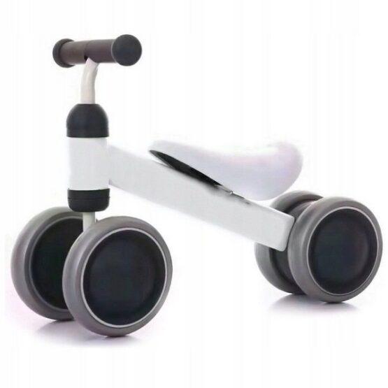 Bicicleta fara pedale Ecotoys JM-118 – Alb