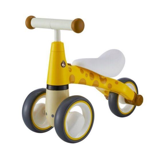 Bicicleta fara pedale Ecotoys LB1603 – Galben