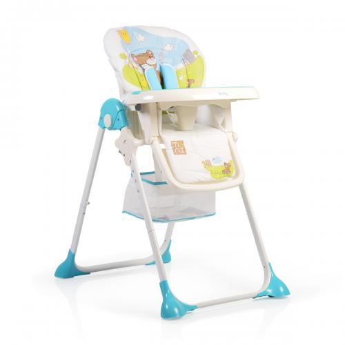 Scaun de masa copii Cangaroo Hunny Blue