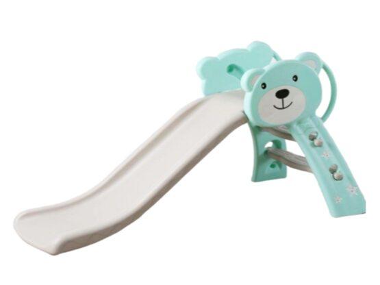 Tobogan MyKids Bear Turquoise 133 cm