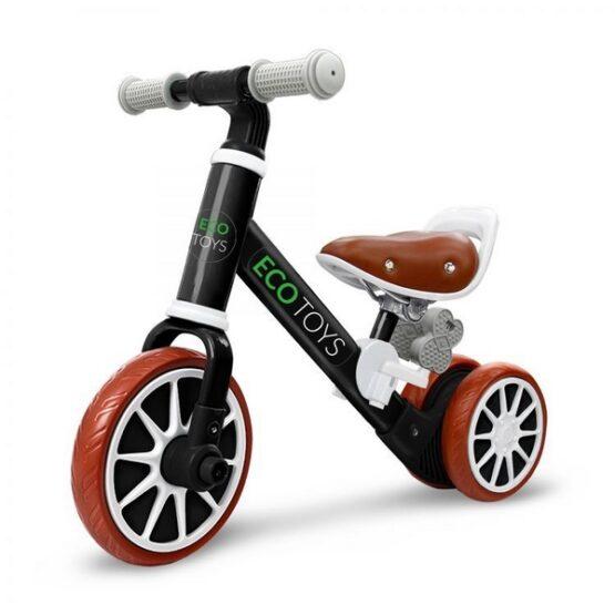 Bicicleta fara pedale Ecotoys LC-V1307 – Negru