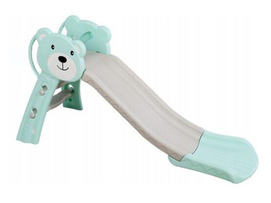 Tobogan MyKids Bear Turquoise 143 cm
