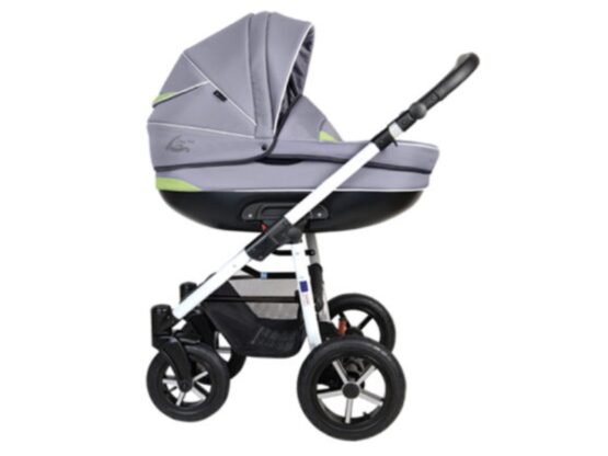 Carucior copii 3 in 1  MyKids Baby Boat – Bb/223 Gray-Green