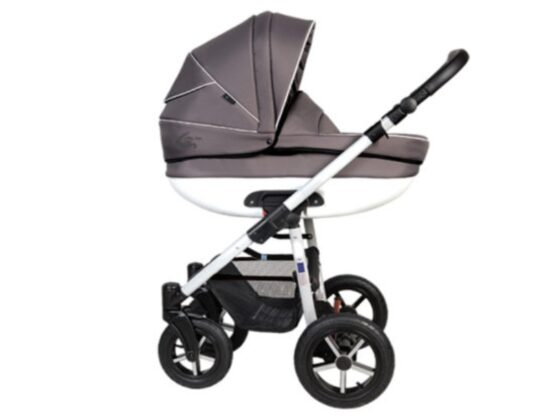 Carucior copii 3 in 1 MyKids  Baby Boat Bb/113 Brown