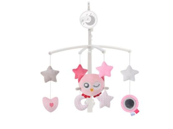 Carusel muzical Dreamy Pink