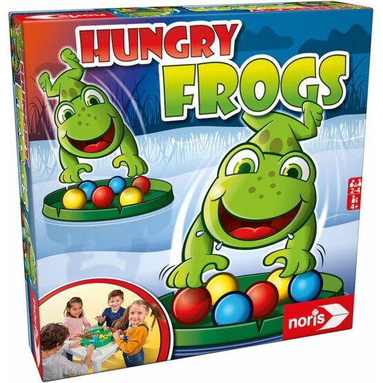 Joc Noris Hungry Frogs