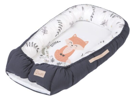 Baby Nest Klups Nature & Love Forest N004