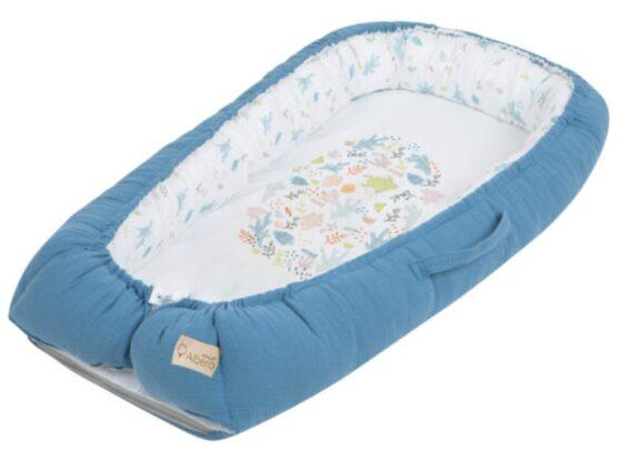 Baby Nest Klups Eco & Love Ocean E001