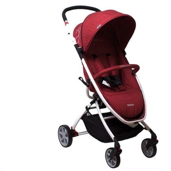 Carucior sport Coto Baby Verona Red