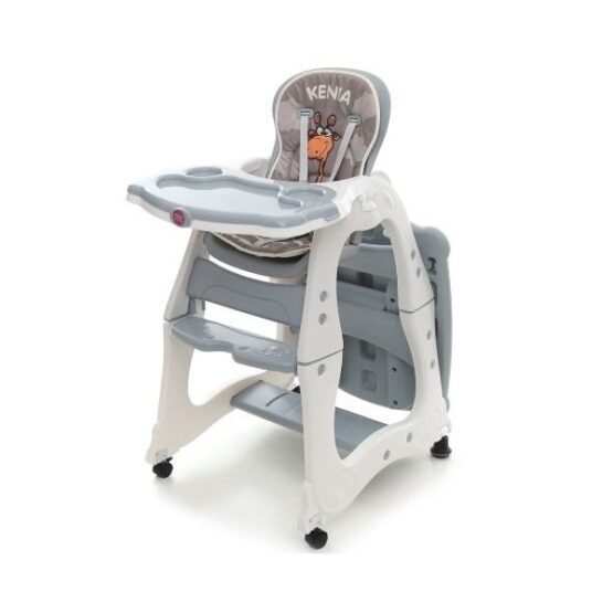 Scaun de masa Coto Baby Kenia Grey