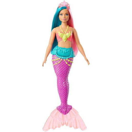 Papusa Barbie by Mattel Dreamtopia Sirena GJK11