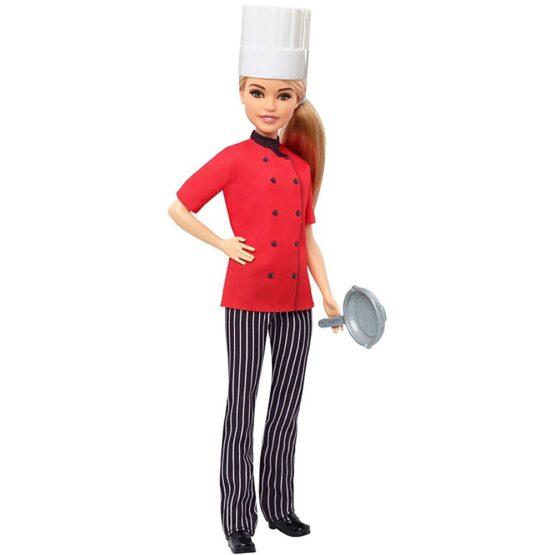 Papusa Barbie by Mattel Careers Bucatareasa