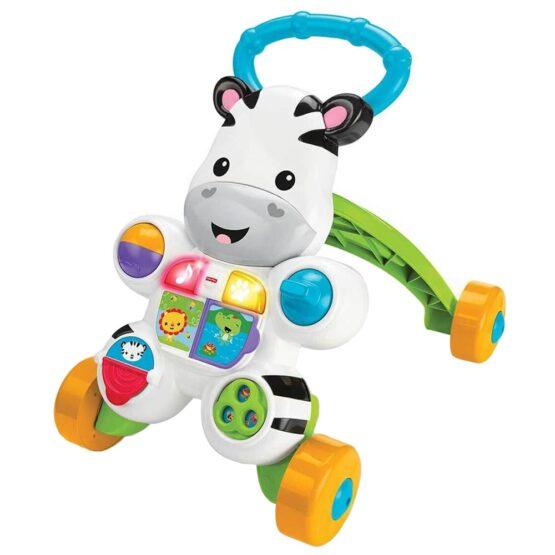 Premergator Fisher Price by Mattel Infant Zebra