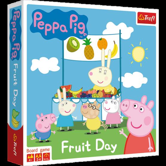 Joc Trefl Peppa Pig, Ziua fructelor