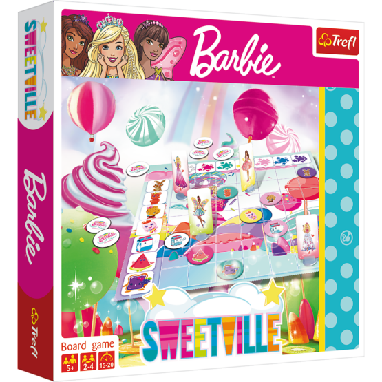Joc Trefl Barbie, Sweetville