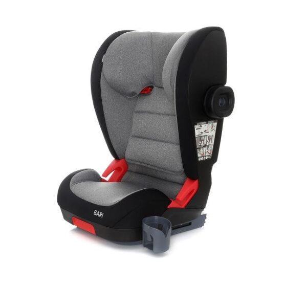 Scaun auto Coto Baby Bari ISOFIX 15-36 Kg Dark Grey Melange