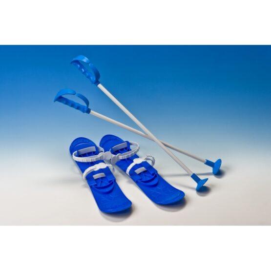 Schiuri copii Marmat Big Foot – Albastru