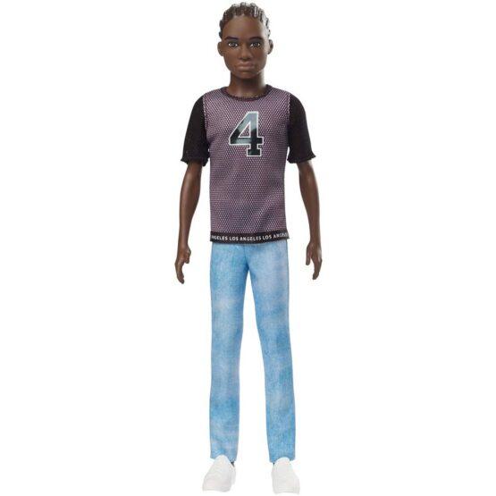 Papusa Barbie by Mattel Fashionistas Ken GDV13